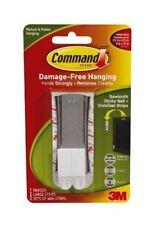 Command Sawtooth Sticky Nail & Stabilizer Strips 17047