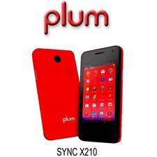 PLUM Sync X210 UNLOCKED QUADBAND DUAL SIM CARD GSM CELL PHONE