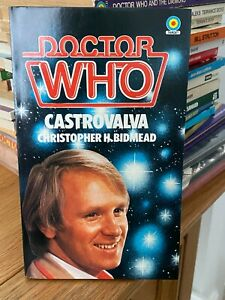 doctor who target book -  CASTROVALVA - 1st edition
