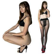 Gabriella Gold Line 20 Sheer to Waist Pantyhose - Durable Soft Shine Hosiery