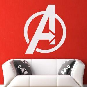 The Avengers Supereroe Adesivo Artistico da Parete (AS10193)