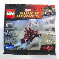 Super Heroes: Silver Centurion Minifigure (2015) LEGO New Avengers 5002946