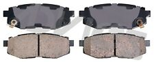 Disc Brake Pad Set-Ultra-premium Oe Replacement Rear ADVICS AD1124
