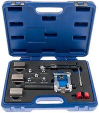 Hydraulik Bördelgerät Bördelwerkzeug Bremsleitung bördeln Spezial Werkzeug Set