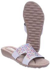 Scarpe da donna pantofole, ciabatte in camoscio di mare