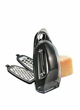 Simposh Palm Grater. Ergonomic compact design, easy to use, and easy to clean
