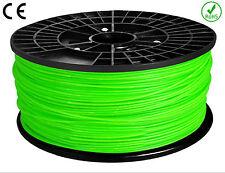 FILAMENT - FIL imprimante 3D PLA 1.75mm VERT CLAIR 1Kg  CE-ROHS PLA175YAS