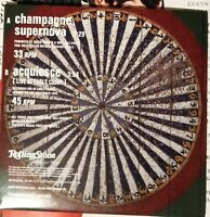 "Oasis - Champagne Supervona / Acquiesce excl. 7"" Vinyl Single + Music Mag NEW"