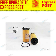 Wesfil Oil Filter WCO110 fits Jeep Cherokee KK 2.8 CRD 4x4