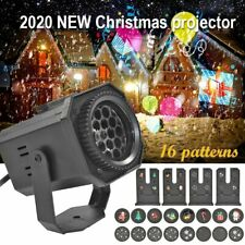Christmas Lights Projector LED Laser Outdoor Landscape Xmas Lamp Move Waterproof