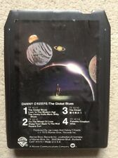 8 TRACK TAPE - THE GLOBAL BLUES by DANNY O'KEEFE