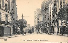 CPA 75 PARIS 15e RUE DE LA CONVENTION