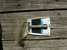VINTAGE 1967 GILLETTE SLIM ADJUSTABLE SAFETY RAZOR M-2 IN CASE