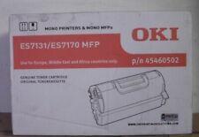 Original Oki 45460502 Toner für ES7131 ES7170MFP 36000 Seiten OVP  B