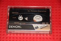 USED TAPES!!     DENON  HD-8   100  VS. III  BLANK CASSETTE TAPE (1) (USED)