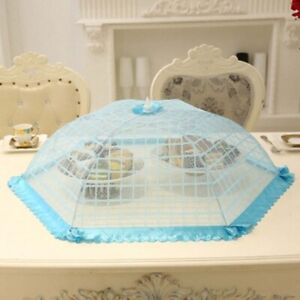 Umbrella Covers Food Anti Fly Mosquito Meal Lace Table Kitchen Cook Tools Gadget