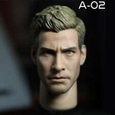 "1/6 Scale A02 Jake Gyllenhaal Head Sculpt  for 12"" Action Figure"