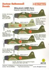 Techmod 1/48 Mitsubishi A6M3 Zero # 48118
