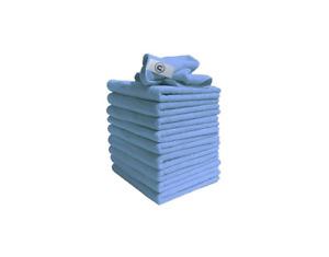 Microfibre Cloths Chemical Free Cleanin Large Super Soft Premium Fibre 10