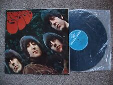 THE BEATLES RUBBER SOUL RARE NEW ZEALAND 1965 ORIGINAL 1st Press MONO NEAR MINT