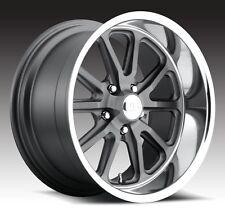 17x7 Us Mag Rambler U111 5x4.5 et1 GunMetal Matte Wheel (1)