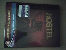 Hostel Steelbook (Blu-ray) Plus UV LIMITED EDITION