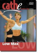 CATHE FRIEDRICH HARDCORE SERIES LOW MAX STEP DVD NEW SEALED AEROBICS WORKOUT