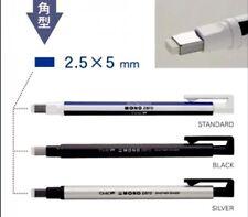 Tombow Mono Zero Rectangle Retractable Type Eraser Eh Kus Select