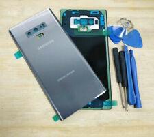 Original For Samsung Galaxy Note 9 N960U Battery Back Cover Door Glass Sliver
