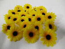 Plastik Dekoblüten 100g= 4,93€ Dekoration // Perlen 10 mm Blumen mit Loch