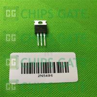 8PCS 2N5496 Encapsulation:TO-220,NPN SILICON TRANSISTOR
