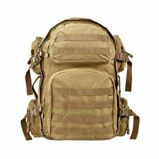 Tan Tactical Hiking Camping Day Pack Backpack MOLLE Webbing BOB CBT2911 Bug Out