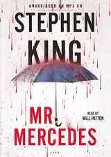 Stephen KING / (Bill Hodges Trilogy)_1 MR MERCEDES  [ Audiobook ]