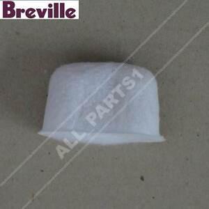 BREVILLE COFFEE MACHINE BES840/920 WATER TANK FILTER,BES860/08.13,BES980/10.31