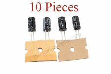 10x Capacitor Rubycon 68uF 35v 105C 6x11mm. Radial. US Seller