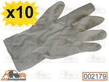 5 Paires gants remplissage réservoir mecanique Citroen 2CV DYANE MEHARI  -2179-
