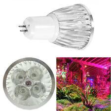 MR16 5W (3Blue&2 Red) AC12 Plant LED Grow Light LED Bulb Sport Light