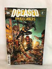 DC Dceased Unkillables #2 (reg cvr) by (W) Tom Taylor (CA) Howard Porter