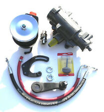 67 68 69 70 71 72 73 74 75 76 Chevy C10 GMC 2WD Truck Power Steering Conversion