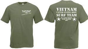 Charlie dont surf US Army Vietnam 1967 T-Shirt 3-5XL WH US Army USMC Marines WK2