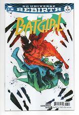 Batgirl (DC 2016 Rebirth) #3 Francis Manapul Variant (NM)