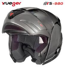 Gr-M Motorradhelm Klapphelm Integralhelm Klapp Conzept System Helm mit Bluetooth