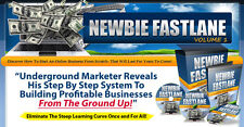 Learn How To Start An Online Business-Newbie Fast Track Success Secrets on 1 CD