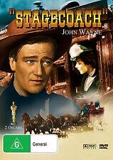 Stagecoach - John Wayne / John Ford Classic!