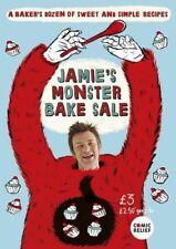 (Very Good)-Jamie's Monster Bake Sale (Red Nose Day 2011) (Paperback)-Jamie Oliv