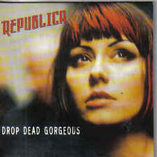 Republica-Drop Dead Gorgeous cd single