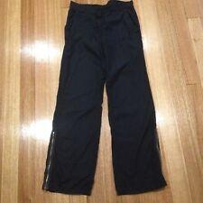 Designer Black Sisley Cargo Pants Size 42
