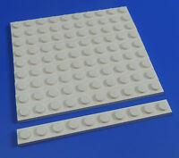 LEGO NR- 447701/1X10 PIASTRE BIANCO / 10-pc