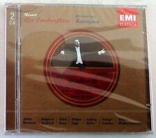 DIE ZAUBERFLOTE - DERMOTA / SEEFRIED - KARAJAN - 2 CD Sigillato