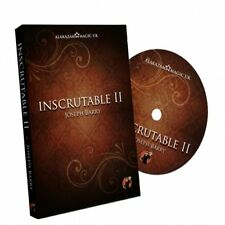 Inscrutable 2 By Joseph Barry and Alakazam Magic